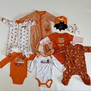 🍀3/$25 Infant Halloween Clorhing